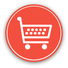 ecommerce icon shadow